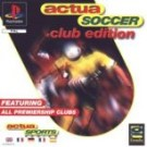 Actua Soccer – Club Edition (E) (SLES-00190)