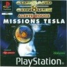 Command & Conquer – Alerte Rouge – Mission Tesla (F) (Allies Disc)(SLES-01344)