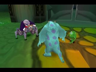 monstre et compagnie lile de lépouvante pc