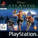 Disney's Atlantis – Kadonnut Kaupunki (Fi) (SCES-03536)