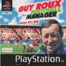 Guy Roux Football Manager Saison 97-98 (F) (SLES-01360)