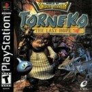 Torneko – The Last Hope – World of Dragon Warrior (Ru) (SLUS-01181)