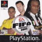 FIFA Football 2003 (E-G-N-S-Sw) (SLES-03981) Spain Release