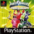Power Rangers – La Force Du Temps (F) (SLES-03731)