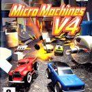 Micro Machines V4 (E-F-G-I-S) (SLES-53668)