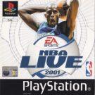 NBA Live 2001 (F) (SLES-03129)