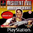 Resident Evil – Directors Cut (E) (SLES-00969)