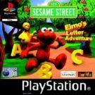 Sesame Street – Elmo's Letter Adventure (E) (SLES-02510)