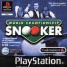 World Championship Snooker (E-F-G) (SLES-02196)