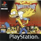 The Simpsons – Wrestling (E) (SLES-03401)