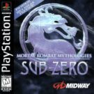 Mortal Kombat Mythologies – Sub-Zero (TRAD-S) (SLUS-00476)