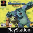 Disney-Pixar Monsters Inc – Skraemmeoen (Da) (SCES-03760)