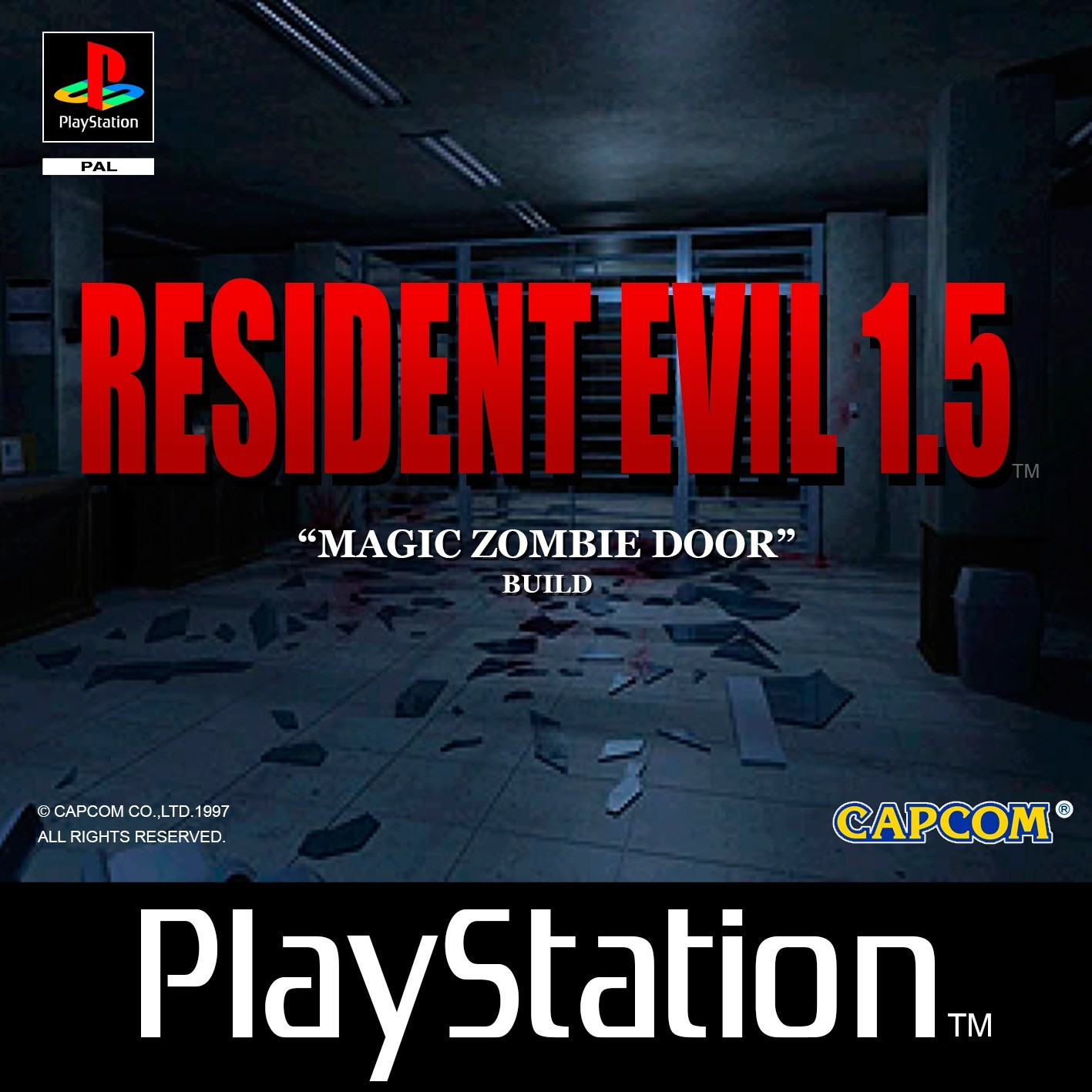 resident evil 1 5 e 2015 mzd playstation paradize. Black Bedroom Furniture Sets. Home Design Ideas