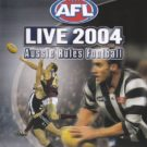 AFL Live 2004 – Aussie Rules Football (E) (SLES-51903)