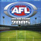 AFL Premiership 2005 (E) (SCES-53449)