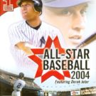 All-Star Baseball 2004 featuring Derek Jeter (E) (SLES-51602)