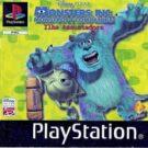 Disney-Pixar Monsters Inc – Monstros e Companhia – Ilha Assustadora (P) (SCES-03769)