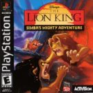 Disney's The Lion King – Simba's Mighty Adventure (U) (SLUS-01282)