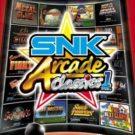SNK Arcade Classics Vol. 1 (E) (SLES-55232)