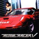 Ridge Racer V (E-F-G-I-S) (SCES-50000)