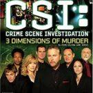 CSI – Crime Scene Investigation (E-F-G-I-S) (SLES-54465)