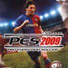 PES 2009 – Pro Evolution Soccer (F-G) (SLES-55405)