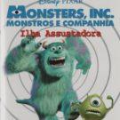 Disney-Pixar Monstros e Companhia – Ilha Assustadora (P) (SCES-50605)