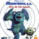 Disney-Pixar Monsters Inc. – Monstruos SA – La Isla de los Sustos (S) (SCES-50603)