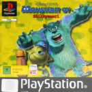 Disney-Pixar Monsters Inc. – Monsterit Oy -Säikkysaari (Fi) (SCES-03762)