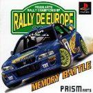 Rally de Europe (TRAD-S) (SLPS-02679)