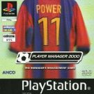 Player Manager 2000 (E) (SLES-02325)