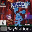 Blues Clues (E) (SLES-03570)