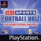 Sky Sports Football Quiz (E) (SLES-03776)