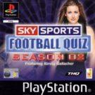 Sky Sports Football Quiz – Season 02 (E) (SLES-03856)