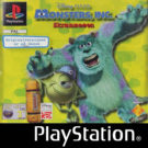 Disney-Pixar Monsters Inc. – Skræmmeøen (Da) (SCES-03760)