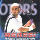 Agassi Tennis Generation (E-F-G-I-S) (SLES-52125)