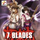 7 Blades (E-F-G) (SLES-50109)