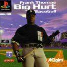 Frank Thomas Big Hurt Baseball (E) (SLES-00100)