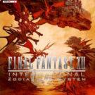 Final Fantasy XII International Zodiac Job System (TRAD-E) (SLPM-66750)