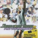 Smash Court Tennis – Pro Tournament 2 (E-F-G-I-S) (SCES-52423)