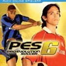 Pro Evolution Soccer 6 (F) (SLES-54360)