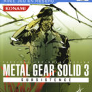 Metal Gear Solid 3 – Subsistence (Disc1of2) (S) (SLES-82048) (Subsistence)