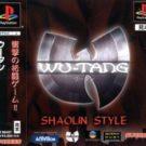 Wu-Tang – Shaolin Style (J) (SLPM-86487)