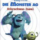 Disney-Pixar Monsters Inc. Die Monster AG Schreckens-Insel (G) (SCES-50600)
